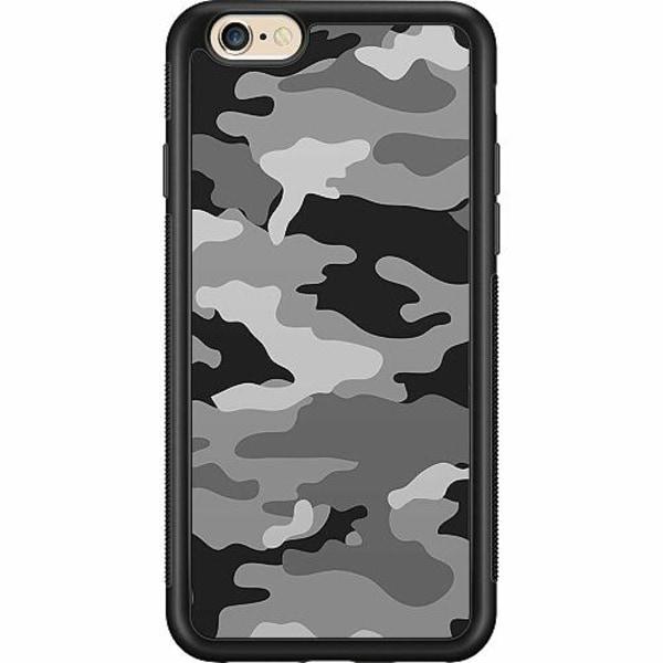 Apple iPhone 6 / 6S Billigt mobilskal - Military B/W