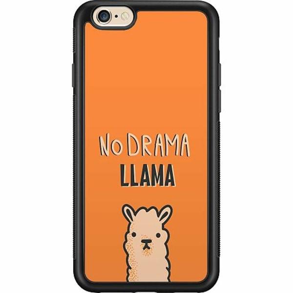 Apple iPhone 6 / 6S Billigt mobilskal - No Llama Drama