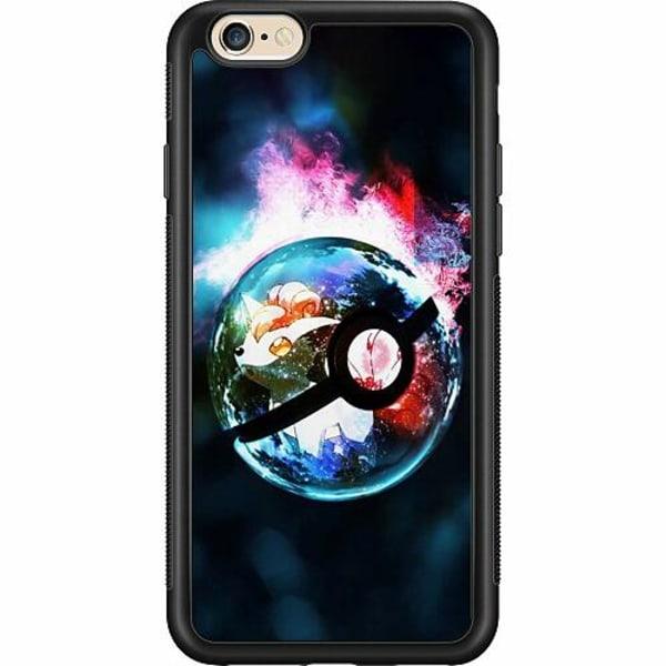 Apple iPhone 6 / 6S Soft Case (Svart) Pokemon