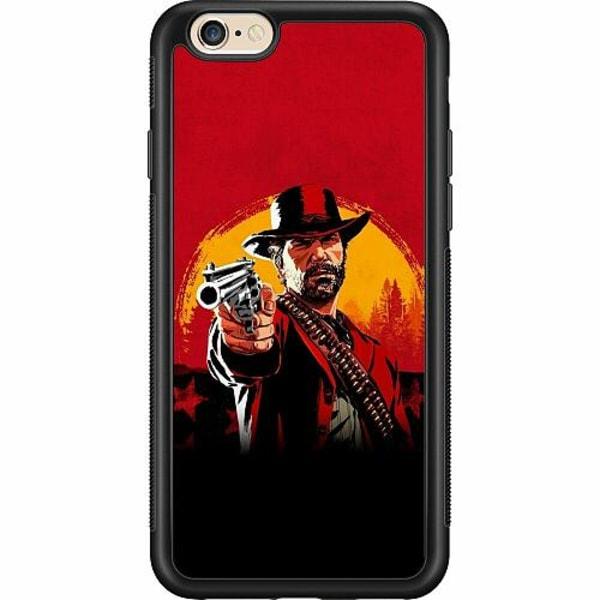 Apple iPhone 6 / 6S Billigt mobilskal - Röd