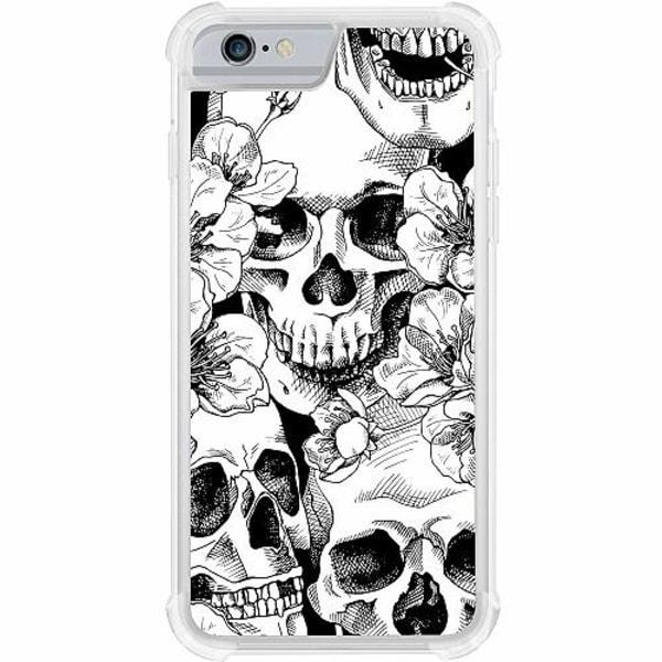 Apple iPhone 6 / 6S Tough Case Döskalle