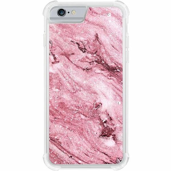 Apple iPhone 6 / 6S Tough Case Glitter Marble