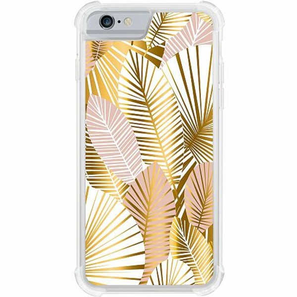 Apple iPhone 6 / 6S Tough Case Guld