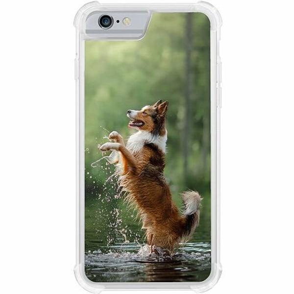 Apple iPhone 6 / 6S Tough Case Happy Dog