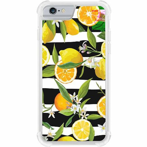 Apple iPhone 6 / 6S Tough Case Lemon Party