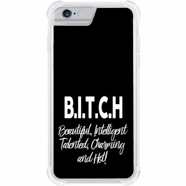 Apple iPhone 6 / 6S Tough Case Text