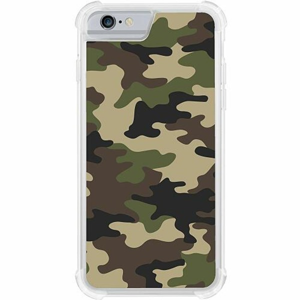 Apple iPhone 6 / 6S Tough Case Woodland Camo