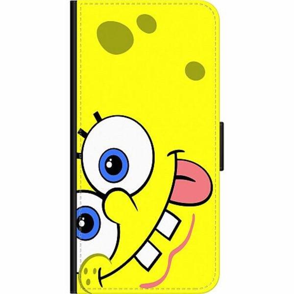 Sony Xperia 10 Plus Wallet Case SpongeBob Fyrkant