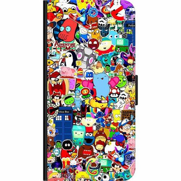 Samsung Galaxy A71 Wallet Case Stickers