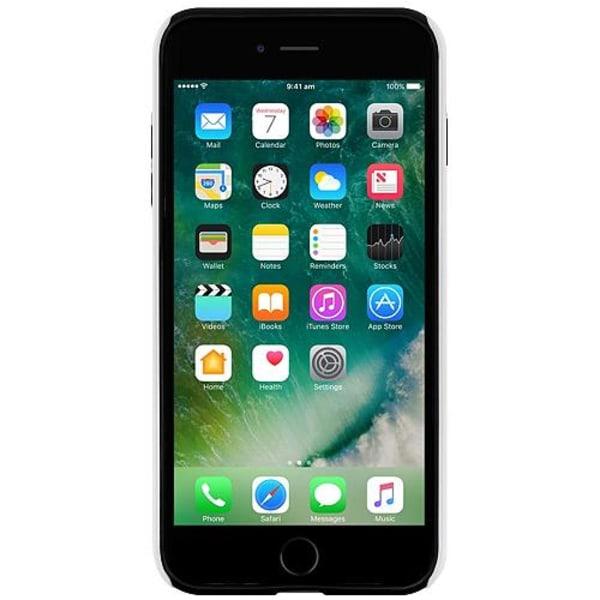 Apple iPhone 6 Plus / 6s Plus Duo Case Vit Katt