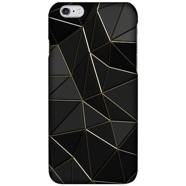 Apple iPhone 6 Plus / 6s Plus LUX Mobilskal (Matt) Midnight