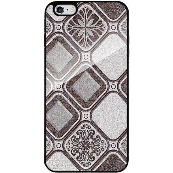 Apple iPhone 6 Plus / 6s Plus Mobilskal med Glas Mosaic Montage