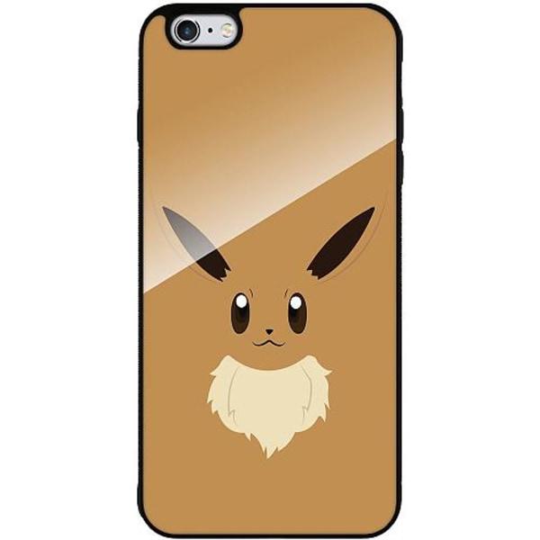 Apple iPhone 6 Plus / 6s Plus Mobilskal med Glas Pokémon - Eevee