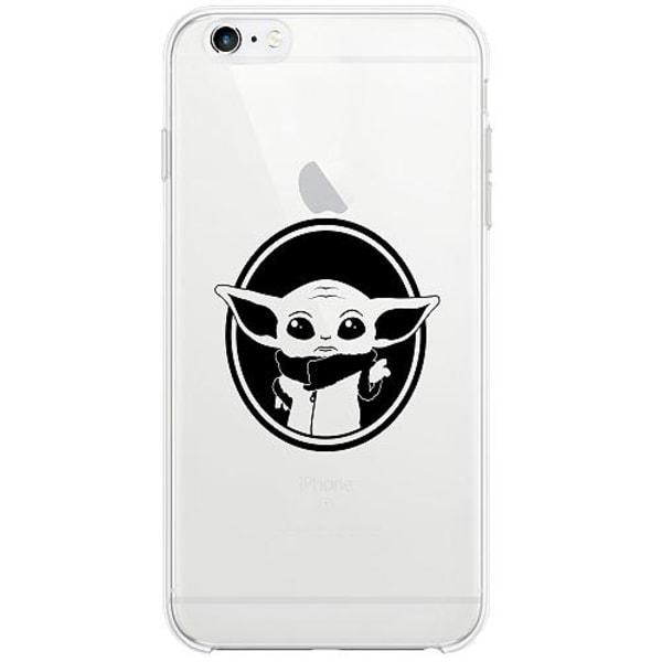 Apple iPhone 6 Plus / 6s Plus Firm Case Baby Yoda