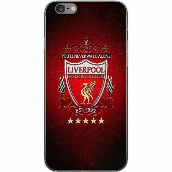 Apple iPhone 6 Plus / 6s Plus Thin Case Liverpool