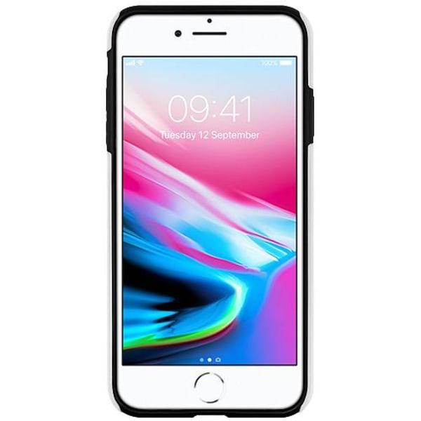 Apple iPhone 7 Duo Case Vit Löv