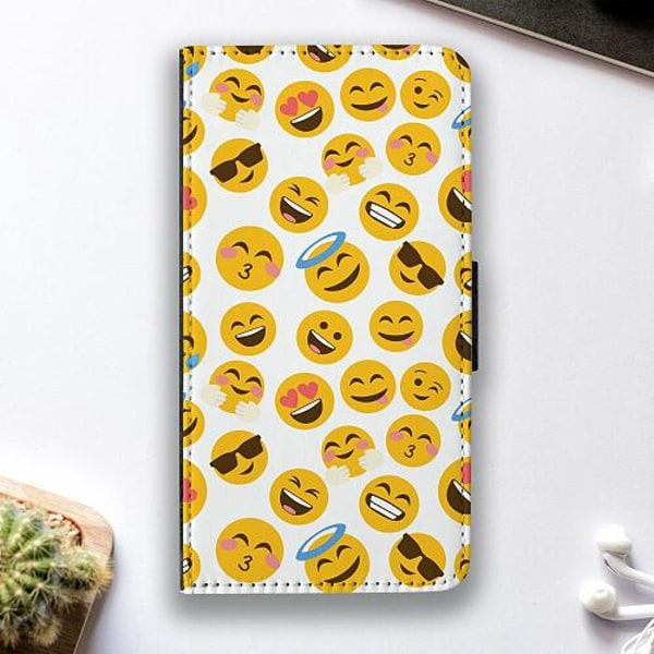 Apple iPhone 7 Fodralskal Emoji Mania