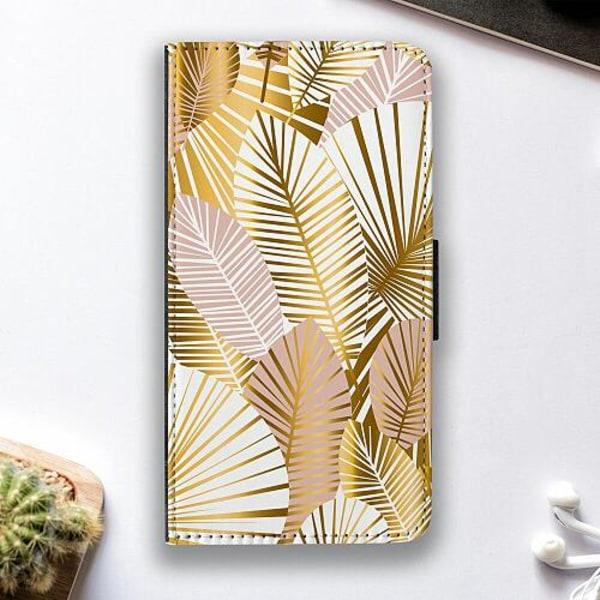 Huawei P40 Lite E Fodralskal Gold