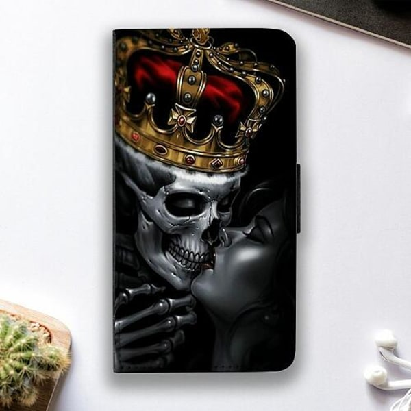 Samsung Galaxy A02s Fodralskal Let's Kiss