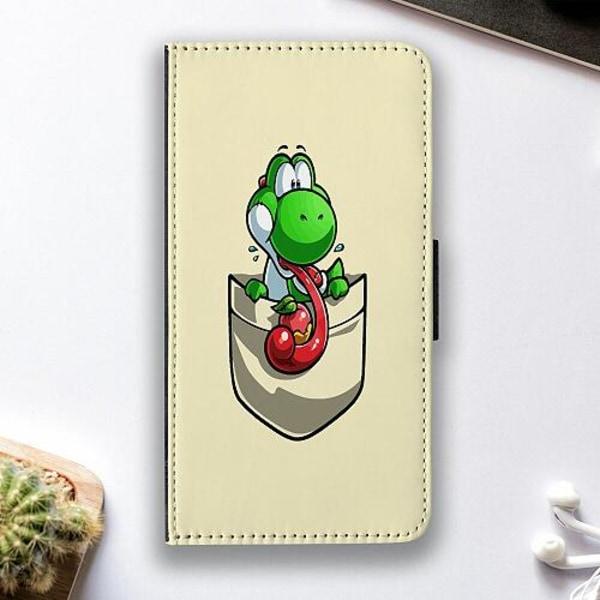 Apple iPhone XS Max Fodralskal Pocket Dino