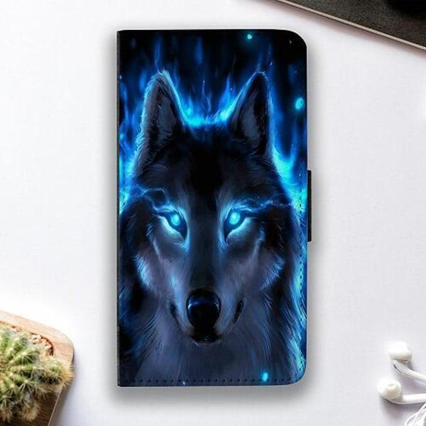 Apple iPhone XS Max Fodralskal Wolf