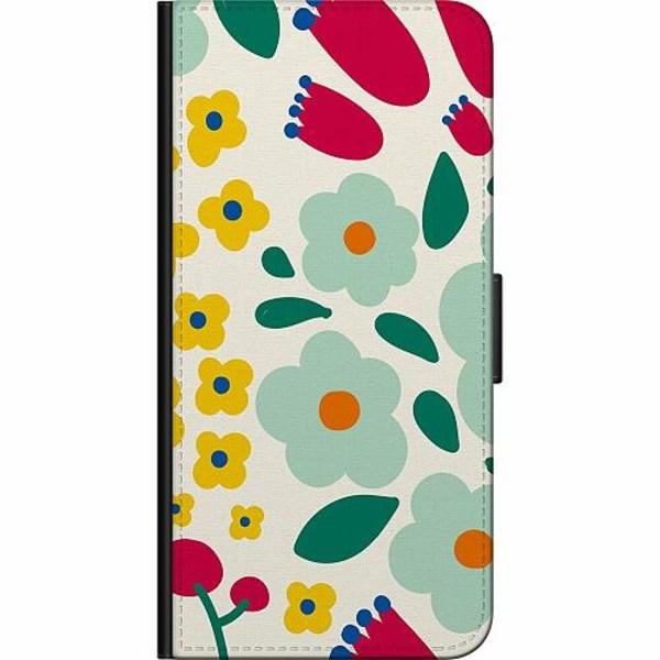 Samsung Galaxy A42 5G Fodralväska Baby Flowers