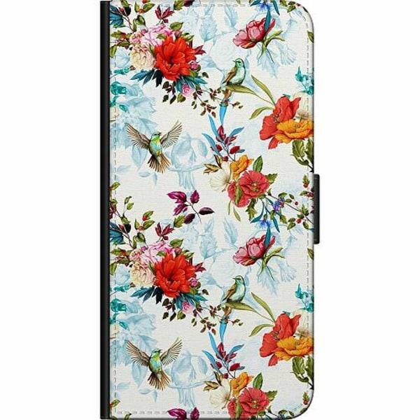 OnePlus 7 Pro Fodralväska Blommor