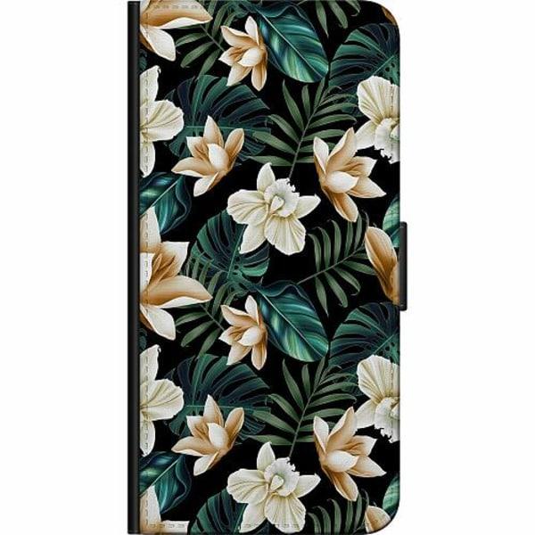 Apple iPhone 7 Fodralväska Blommor