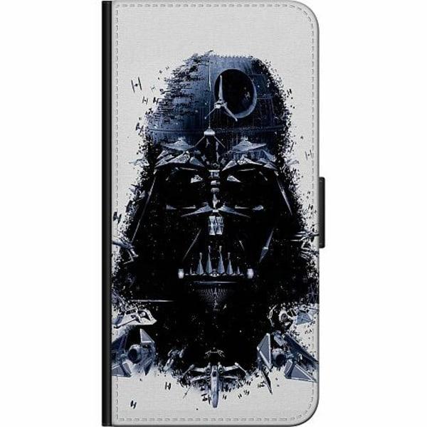 Huawei Y6 (2018) Fodralväska Darth Vader