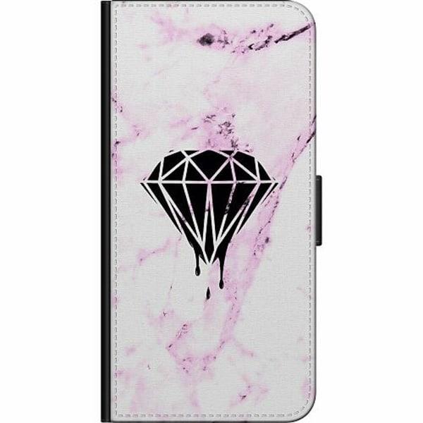 Samsung Galaxy S9+ Fodralväska Diamant