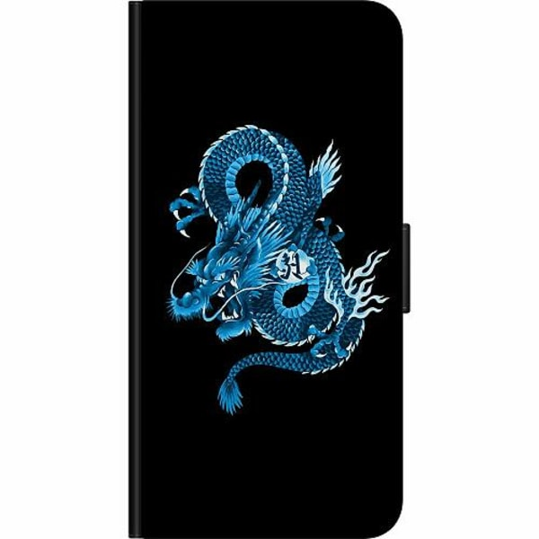 OnePlus 7T Pro Fodralväska Drake