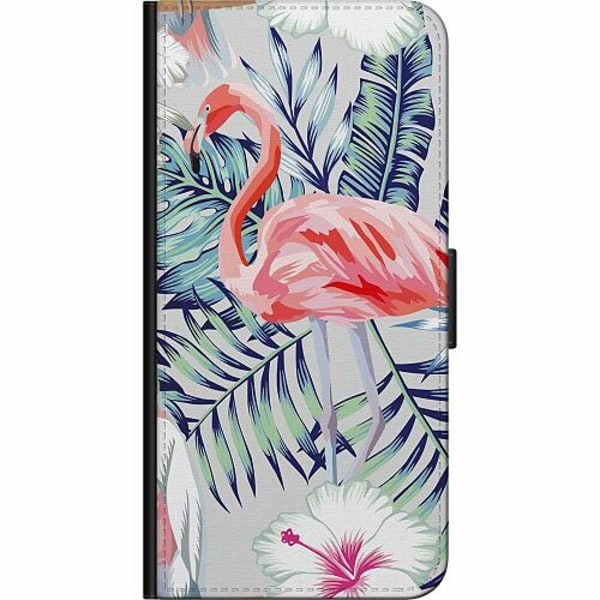 Huawei Y6 (2018) Fodralväska Flamingo