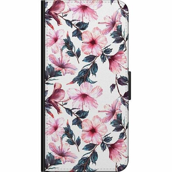 Huawei Y6 (2018) Fodralväska Floral Spring