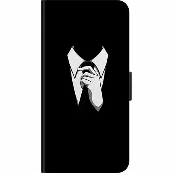 Apple iPhone 5 / 5s / SE Fodralväska Gentleman