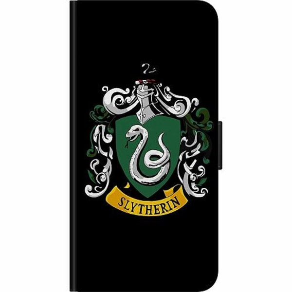 Samsung Galaxy A51 Fodralväska Harry Potter - Slytherin