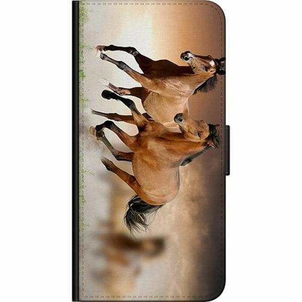OnePlus 7T Pro Fodralväska Hästar
