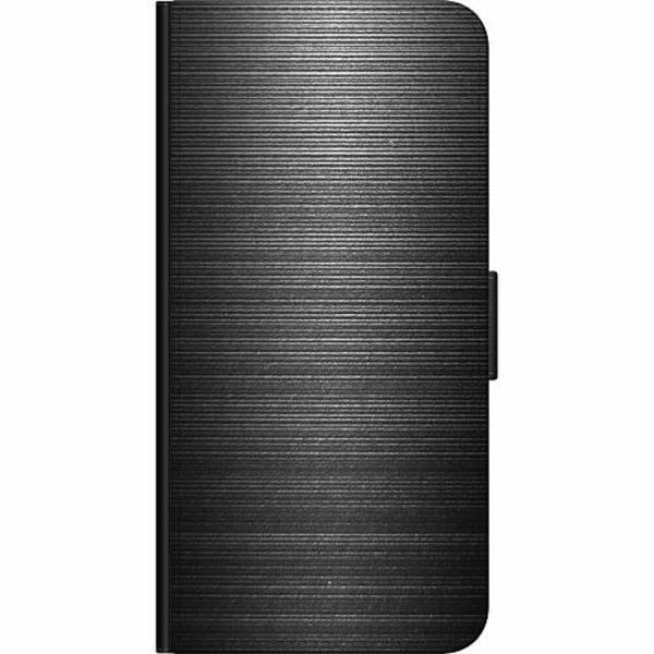 Huawei Y6 (2018) Fodralväska Metallic