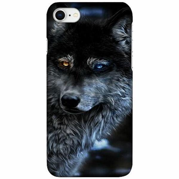 Apple iPhone 7 LUX Mobilskal (Matt) Wolf / Varg