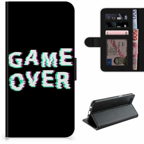 Apple iPhone 12 Pro Lyxigt Fodral GAME OVER