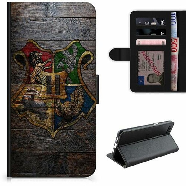 Apple iPhone 6 / 6S Lyxigt Fodral Harry Potter
