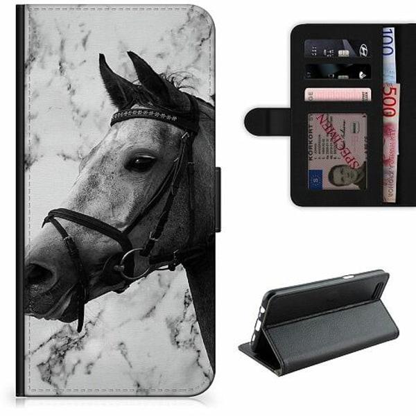 OnePlus 7 Lyxigt Fodral Häst