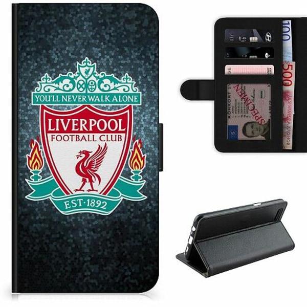 Samsung Galaxy S21+ Lyxigt Fodral Liverpool Football Club