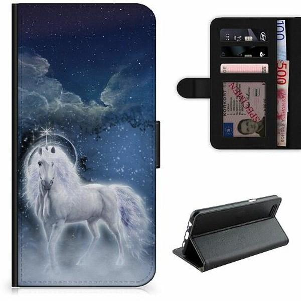 Samsung Galaxy S21+ Lyxigt Fodral Magical Horse