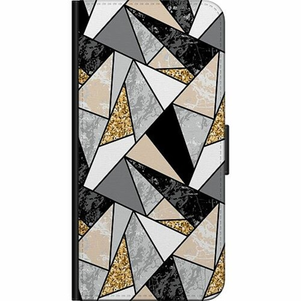 Samsung Galaxy S9+ Billigt Fodral Marble Print