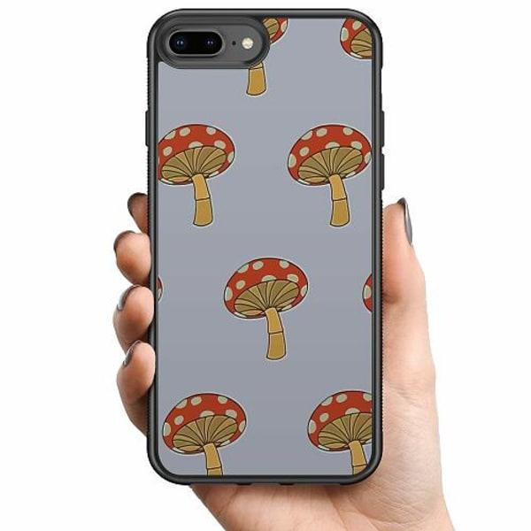 Apple iPhone 7 Plus Billigt mobilskal - Flugsvamp