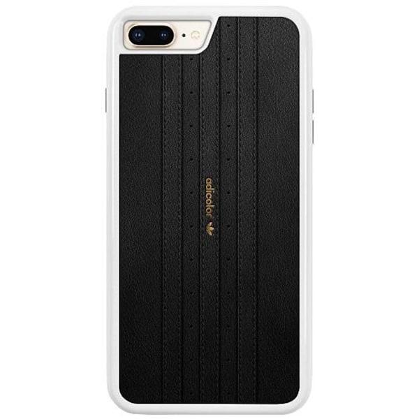 Apple iPhone 8 Plus Duo Case Vit Adicolor