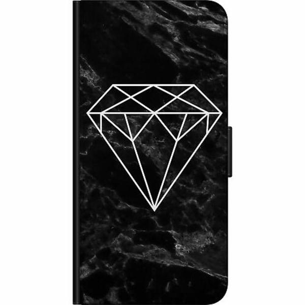 Apple iPhone 5 / 5s / SE Fodralväska Diamant