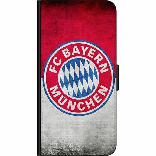 Huawei Y6 (2018) Fodralväska FC Bayern