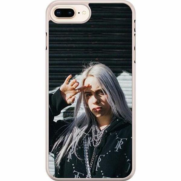 Apple iPhone 7 Plus Hard Case (Transparent) Billie Eilish 2021