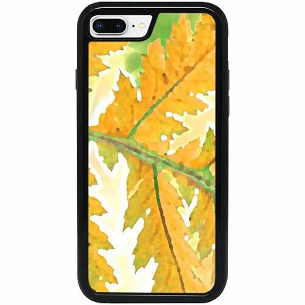 Apple iPhone 7 Plus Heavy Duty 2IN1 Autumn Left